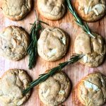 Sourdough Crackers with Rosemary